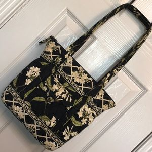 Vera Bradley Retired Jasmine Print Purse